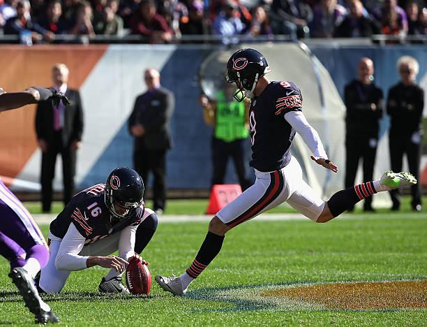 Chicago Bears Kicking SItuation