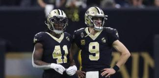 Saints Record Prediction