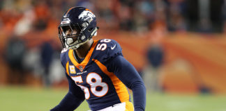 Denver Broncos Edge Rushers