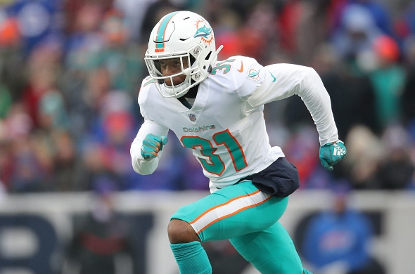 Dolphins Number Two Cornerback