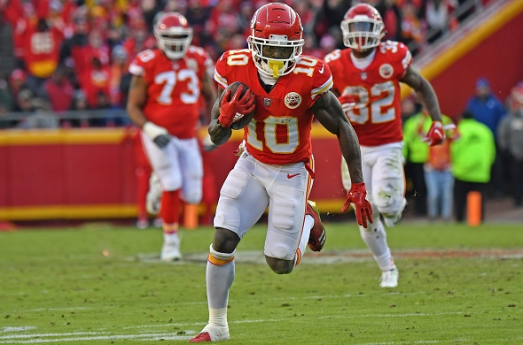 size 40 77285 d9a00 How the Absence of Tyreek Hill Affects the Kansas City Chiefs