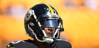 Steelers Cornerback
