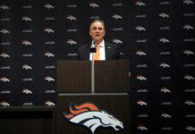 Dark Horse Denver Broncos