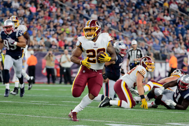Derrius Guice Fantasy Football Outlook - Last Word on Pro