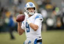 Detroit Lions Faces