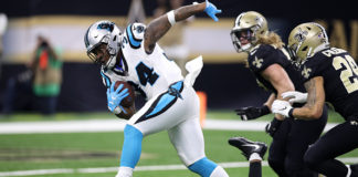 Panthers Backup Running Back