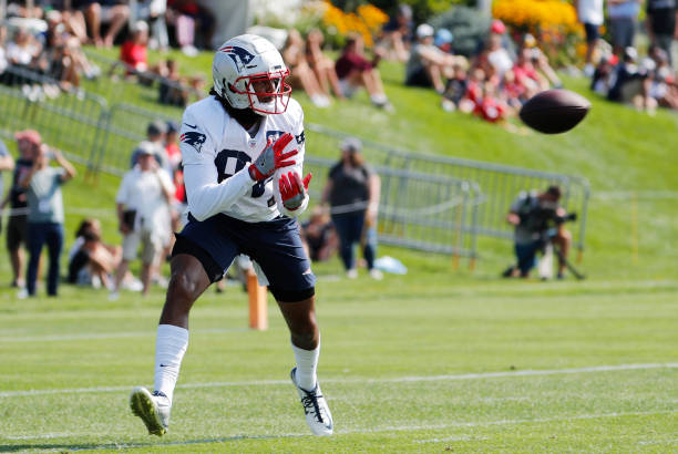 4a59d602 Early New England Patriots Training Camp Takeaways
