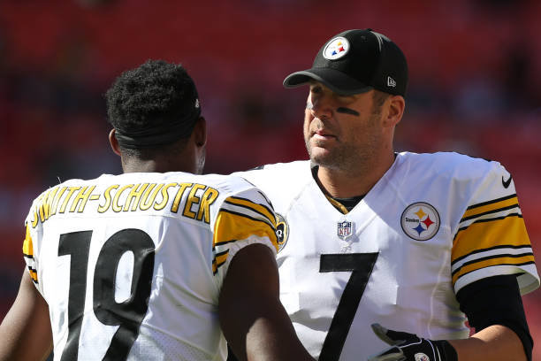 Steelers Faces
