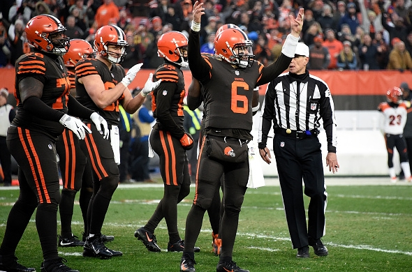 2019 Cleveland Browns