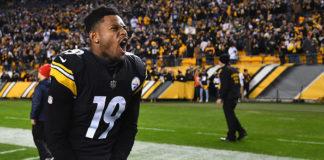 Steelers Wide Receivers