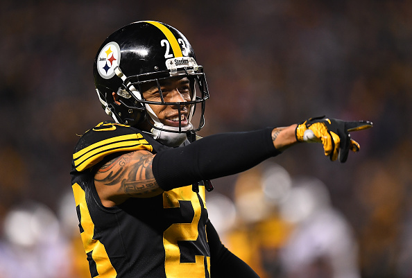 Steelers Cornerbacks