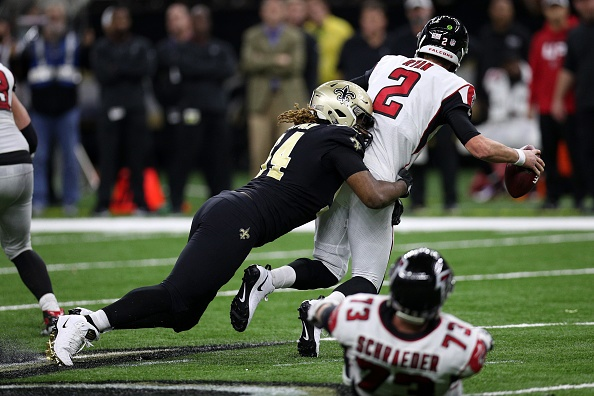 83499db5 Faces of the 2019 New Orleans Saints - Last Word on Pro Football