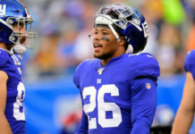 Fantasy Football Running Back Rankings