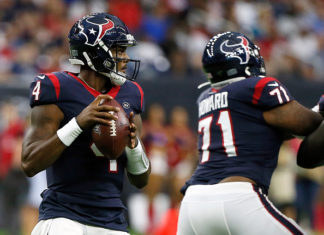Texans Set to Regress
