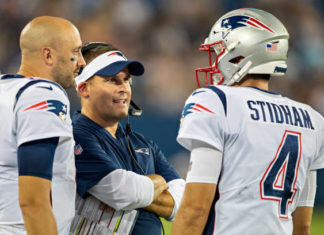 Patriots Roster Projection