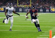 Texans Easiest Games