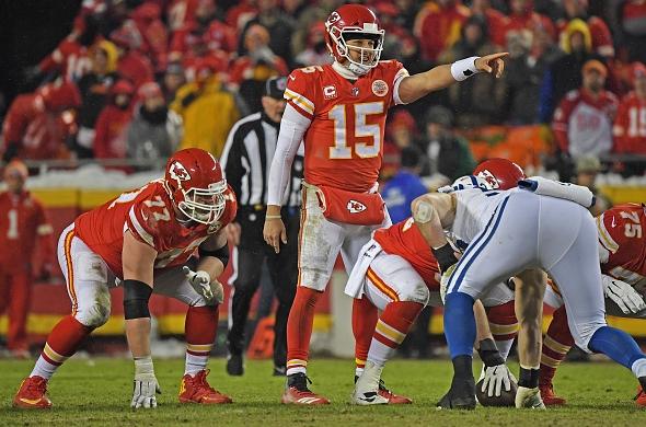 Kansas City Chiefs-Indianapolis Colts