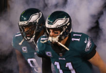 Philadelphia Eagles Most Difficult Games