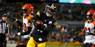 Pittsburgh Steelers Easiest Games