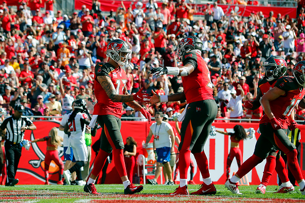Tampa Bay Buccaneers Easiest Games