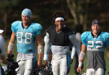 Carolina Panthers Players