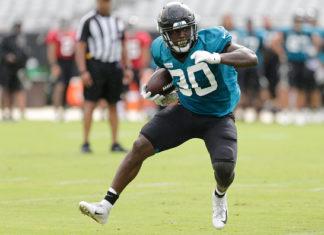 Jacksonville Jaguars Running Backs