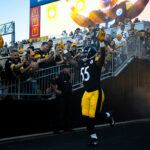 Young Pittsburgh Steelers