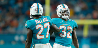 Miami Dolphins Easiest Games
