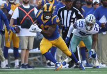 Los Angeles Rams Mock Cutdown