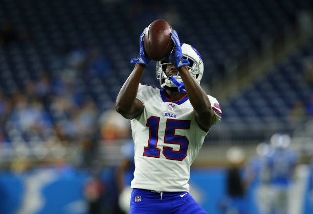finest selection 41bb9 b67ee Fantasy Football Week Two Wide Receiver Waiver Wire: John ...