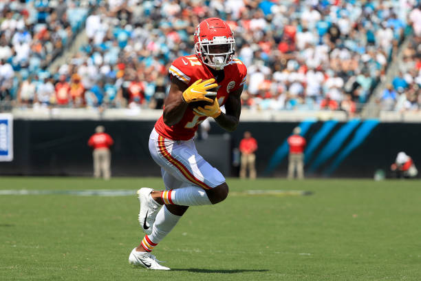 Wide Receiver Waiver Wire