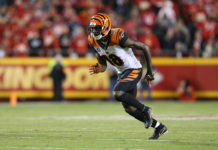 Bengals Week One Injury