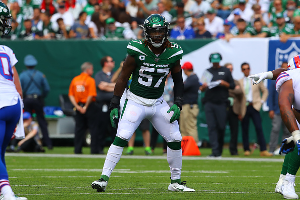 New York Jets 2019 Free Agents
