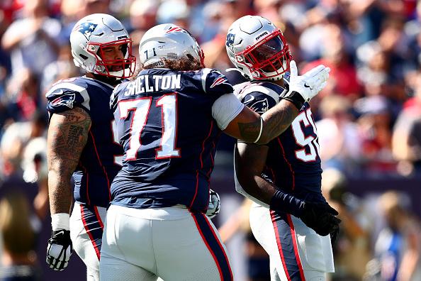 Patriots Defense