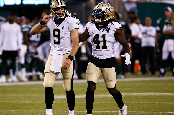 hot sales 93ed3 4e826 New Orleans Saints Expectations Clear in 2019: Win the Super ...