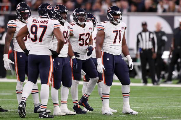Bears Saints