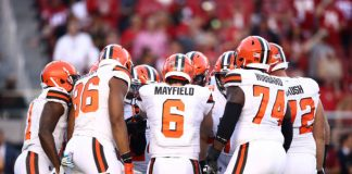 Cleveland Browns Win