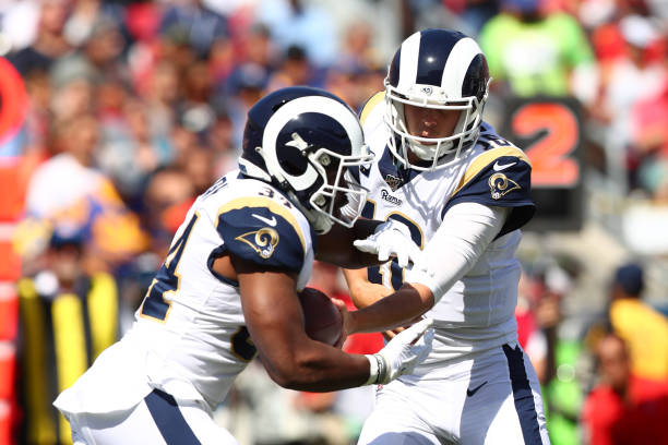 Malcolm Brown Fantasy Football Outlook Without Todd Gurley - Last Word on Pro Football