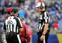 NFL Officiating