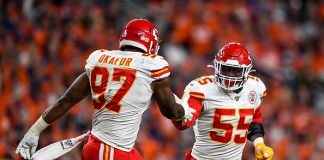 Chiefs Defensive Dominance