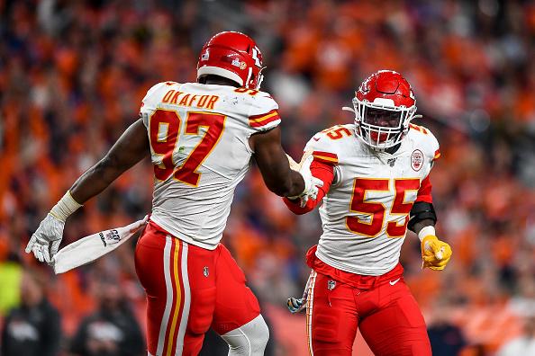 Chiefs Defensive Dominance