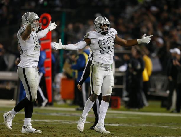 Oakland Raiders Playoffs
