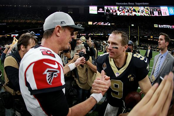 New Orleans Saints-Atlanta Falcons