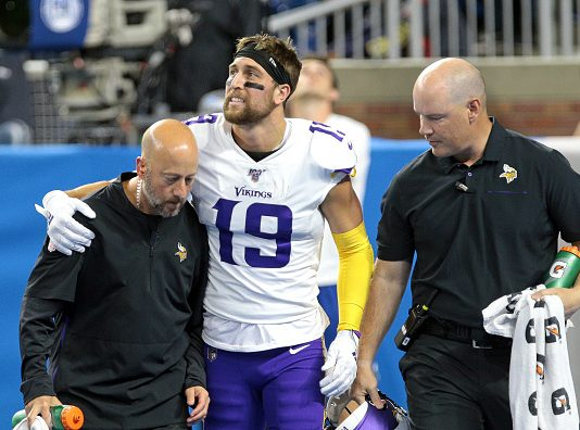 Vikings Injury Report