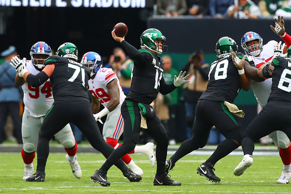New York Giants-New York Jets