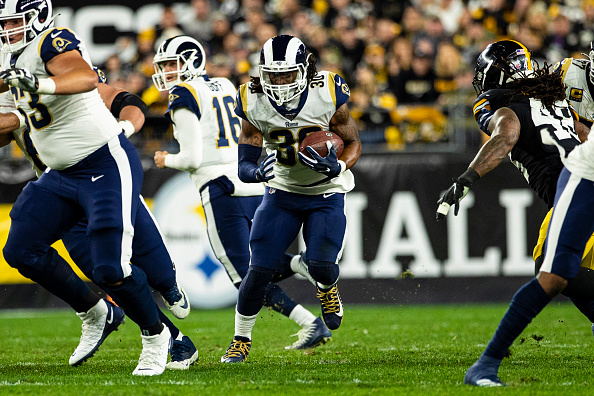 Los Angeles Rams on the Outside