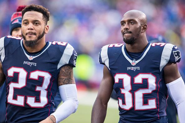 New England Patriots Bye Week