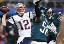 New England Patriots-Philadelphia Eagles