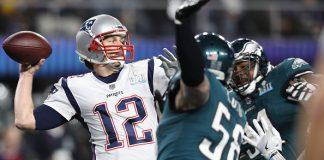 New England Patriots-Philadelphia Eagles