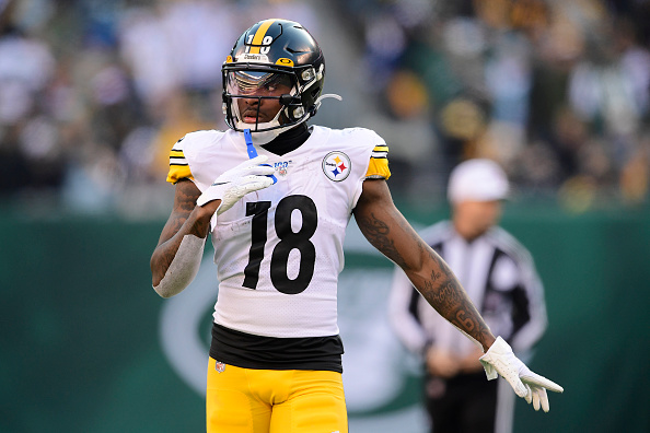 Diontae Johnson Off to Promising Start in Pittsburgh - Last Word ...